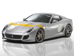 Genève 2011 : Novitec Rosso dévoile sa Ferrari 599 GTO 888