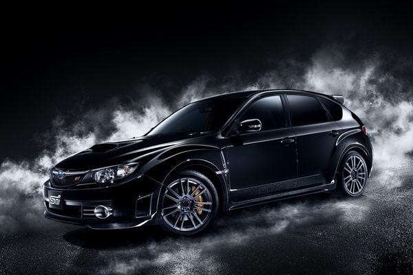 Subaru Impreza WRX STI A-Line Type S : automatique mais avec style