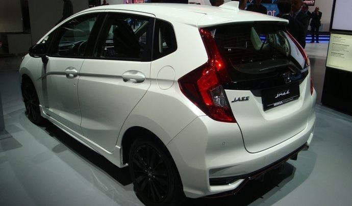 Honda Jazz Restylee A Partir De 16 900 EUR
