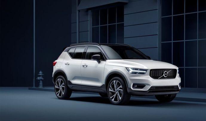 Volvo : le XC40 électrique pour fin 2019