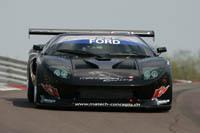 GT3 FIA: La splendide Ford GT sur la bonne voie