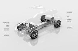 La Mercedes-Benz SLS AMG électrique devrait être lancée en 2013