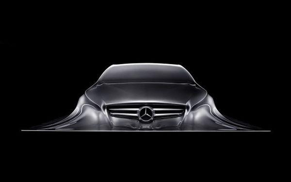Detroit 2010 : Mercedes sculpte sa future CLS
