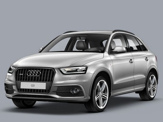 audi q3 sport design une 1 re s rie sp ciale pour le q3. Black Bedroom Furniture Sets. Home Design Ideas