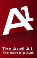 Un minisite dédié à la nouvelle Audi A1