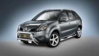 Renault Koleos par Cobra Technology : Heavy Metal