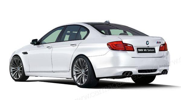 Future BMW M5 : 578 chevaux, 300 km/h et pas de break
