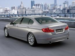BMW rappelle des Série 5 en Chine