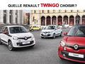 Quelle Renault Twingo choisir ?