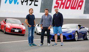 Top Gear France: un premier road-trip le 2novembre