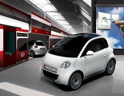 Salon de Genève 2010 : le Concept de citadine électrique Rinspeed UC?