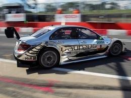 DTM : Mercedes teste des jeunes