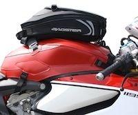 Bagster: sacoche et tapis réservoir pour Ducati 1199 Panigale