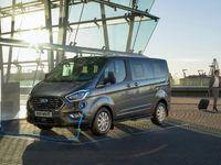 Ford annonce de l'électrique et de l'hybride rechargeable sur ses utilitaires