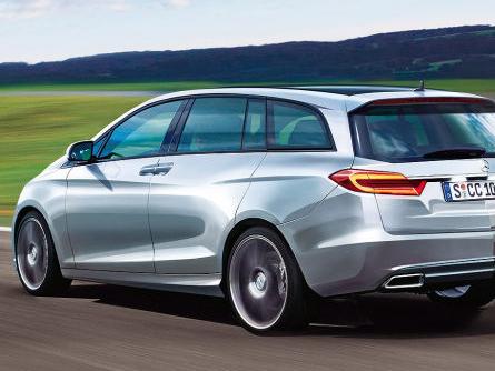 Deux nouvelles gammes cher Mercedes avec les futures BLK et CLR