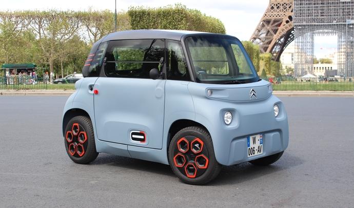 Vidéo Live - La Citroën AMI jusqu'à la panne : combien de kilomètres va-t-on faire en une charge ?