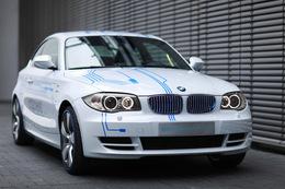 Salon de Détroit 2010 : le Concept électrique BMW ActiveE