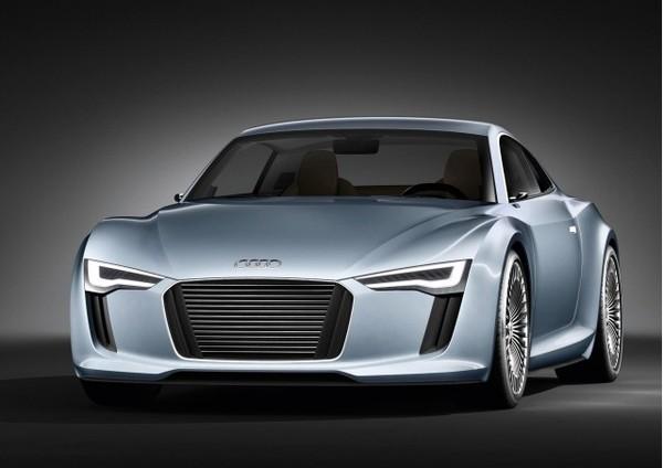 Detroit 2010 : Audi présente un nouvel E-Tron