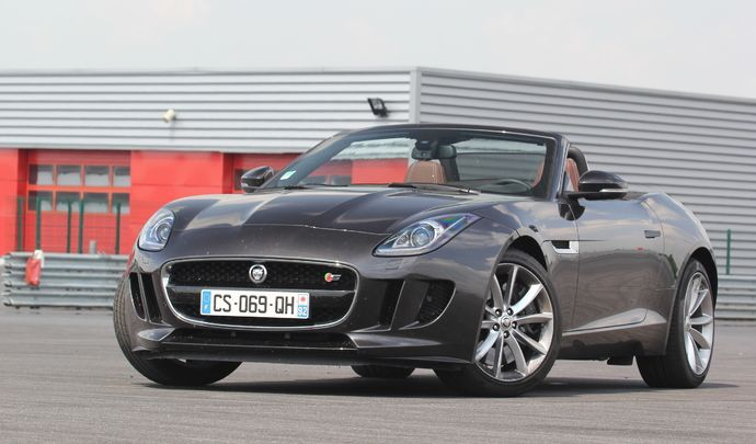 Jaguar pourrait développer une F-Type électrique