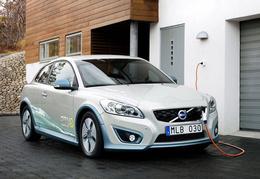 Zoom sur le Volvo C30 Electric Concept