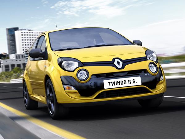 Renault en termine avec l'actuelle génération de Twingo RS
