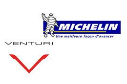 Mondial : Venturi et Michelin unis pour un nouveau véhicule électrique hautes performances