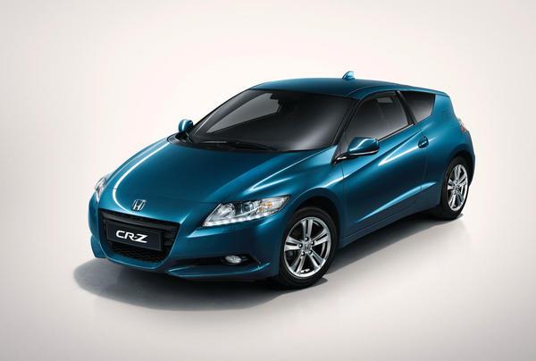 Détroit 2010 : Honda CR-Z officiel