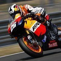 Moto GP - Italie: Dani Pedrosa sera au départ