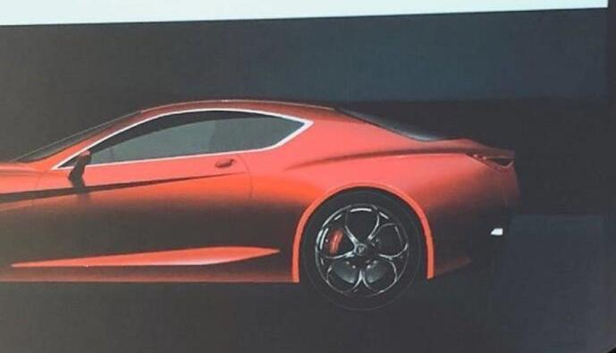 Future Alfa Romeo GTV: une nouvelle image?