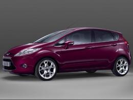 Plus d'un million de Ford Fiesta dernière génération dans la nature