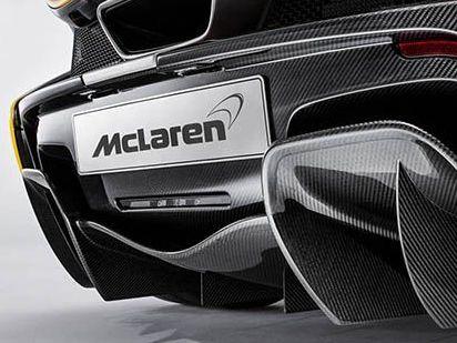 20 McLaren P1 vont recevoir une carrosserie 100% carbone