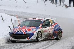 IRC Monte-Carlo 2010 : 63 engagés, 19 S2000