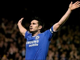 Le footballeur de Chelsea Frank Lampard pris en grand excès de vitesse