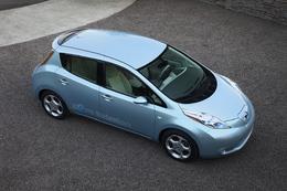 La Nissan LEAF électrique va débarquer dans la ville de San Francisco d'ici fin 2010