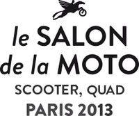 Salon du deux-roues : Caradisiac moto sur place et en direct !