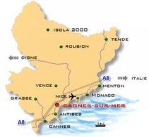 La Ville de Cagnes-Sur-Mer propose la gratuité des parkings pour les véhicules sobres