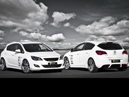 Opel Astra Turbo 360 chevaux par EDS, plus besoin d'attendre la version OPC