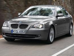BMW effectue un rappel massif des Série 5 et Série 6