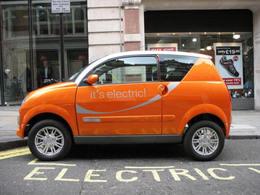 L'objectif de Londres : 25 000 stations de recharge d'ici 2015 !
