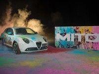 Insolite : Alfa Romeo peint un tableau avec une Mito