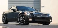 Une Cadillac XLR-V de 600 ch...