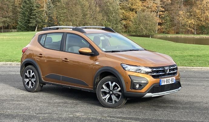 Essai vidéo - Dacia Sandero Stepway (2021) : chronique d'un succès annoncé