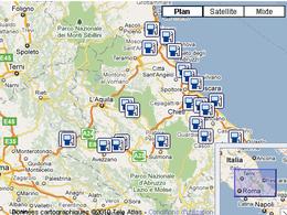 Italie : un parc de 1,3 millions de  véhicules au GPL  !