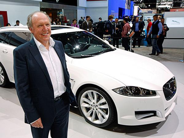 Jaguar : Ian Callum dément l'arrivée d'un SUV dans la gamme