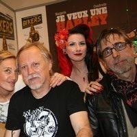 BD Je veux une Harley: dédicaces de Margerin chez Harley Davidson Limoges le 6 décembre.