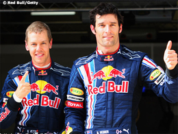 F1-GP de Chine, qualifs: Red Bull, what else ?