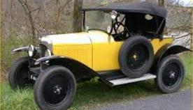 Une Citroën Trèfle C3 de 1923 flashée en Allemagne