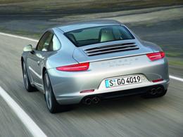 Porsche rappelle les 911 Carrera S Type 991