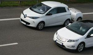 Les voitures électriques françaises championnes de la propreté