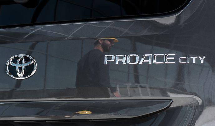 Toyota va rebadger le Berlingo